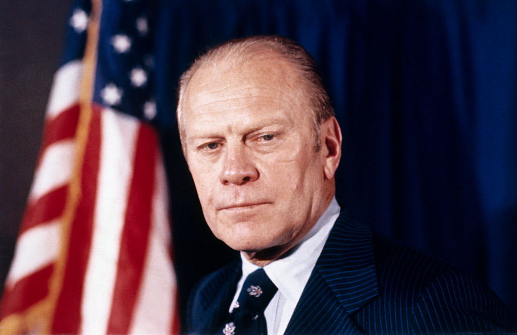 gerald ford freemason president of the united states