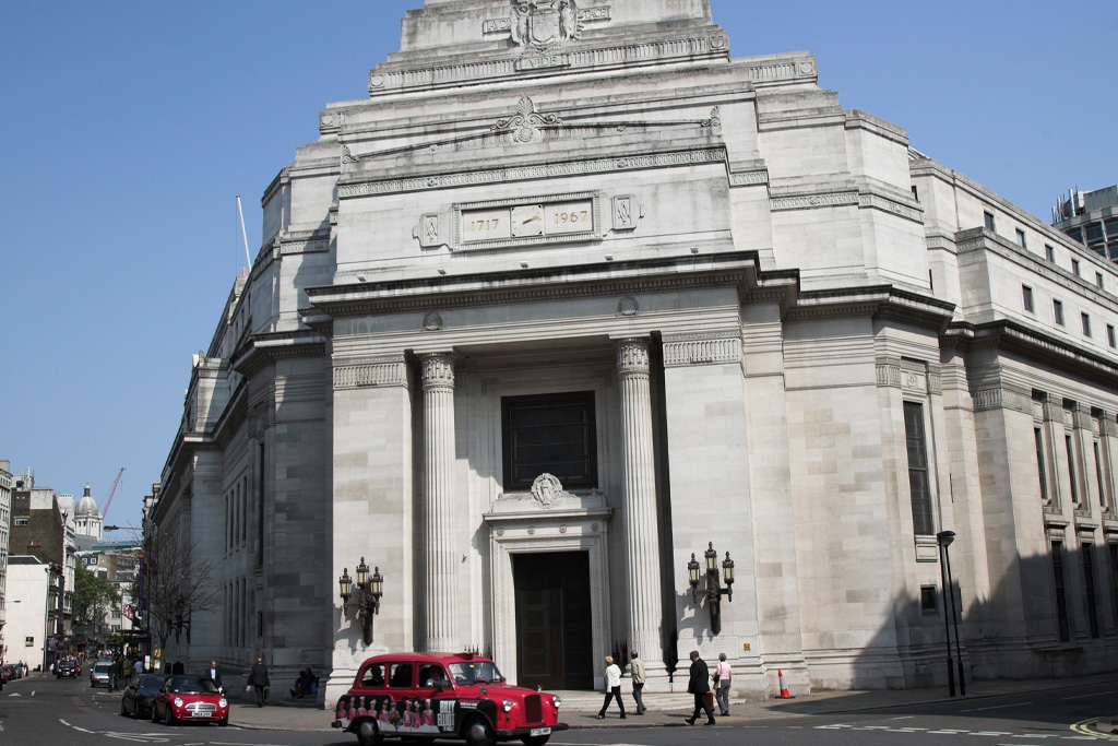 freemason grand lodge london