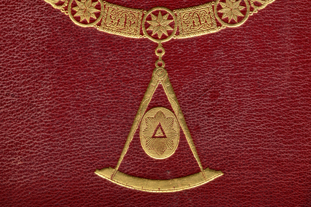 freemasons and brotherly love compass symbol