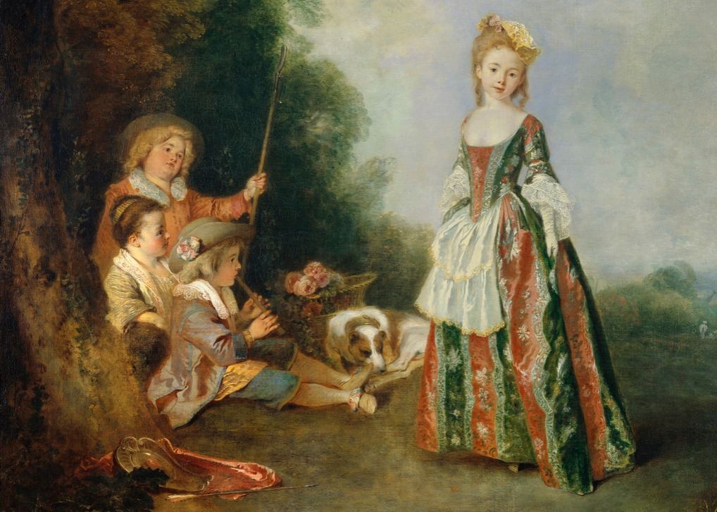 Catherine the Great's children were all illegitimate, except maybe Paul