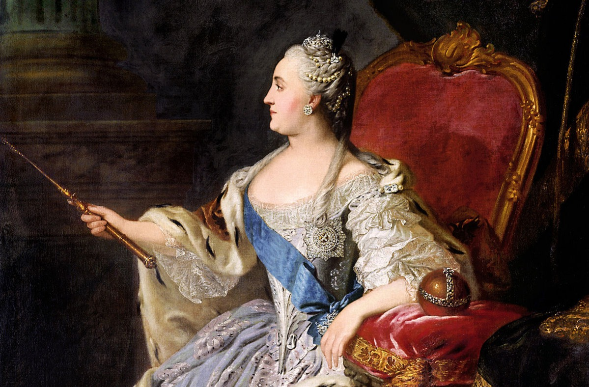 Catherine II writes the Nakaz reforming Russia's laws regarding punishment and trial