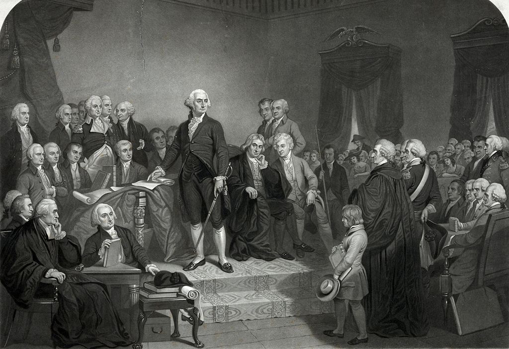 george-washington-inaugural-address