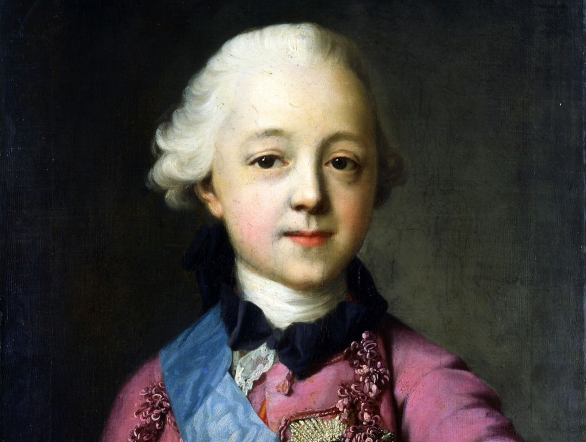 Catherine the Great's relationship with her eldest son Paul