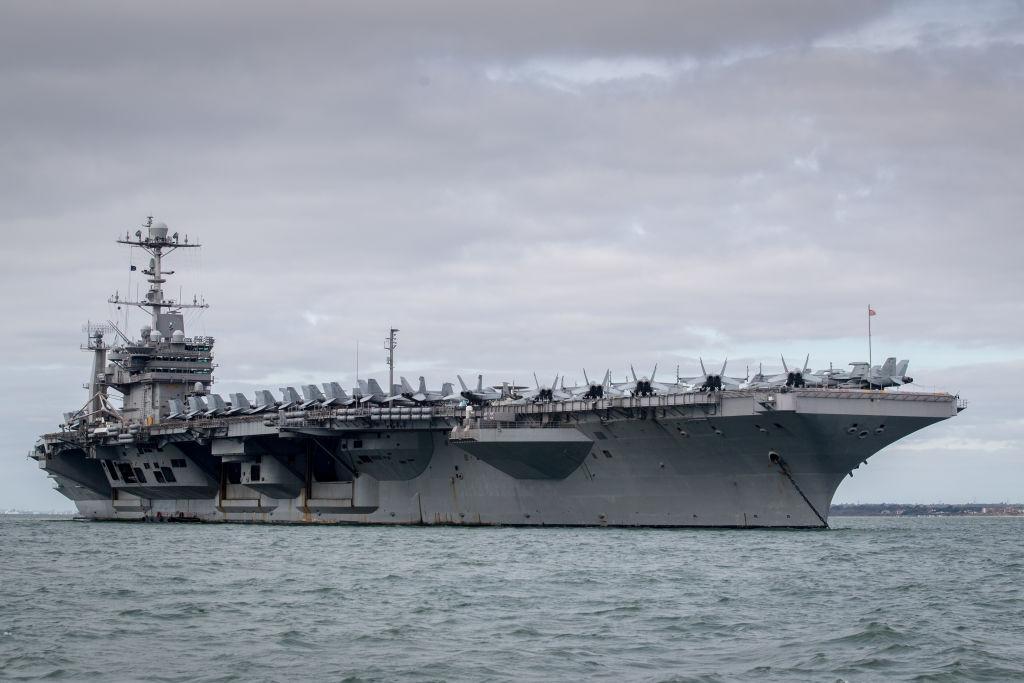 USS Truman -1047552970