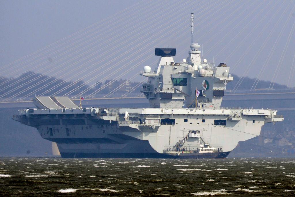 Queen Elizabeth Class -1135005560