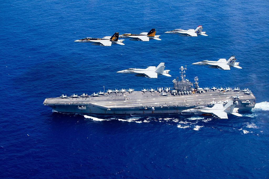 USS John C. Stennis -541065874