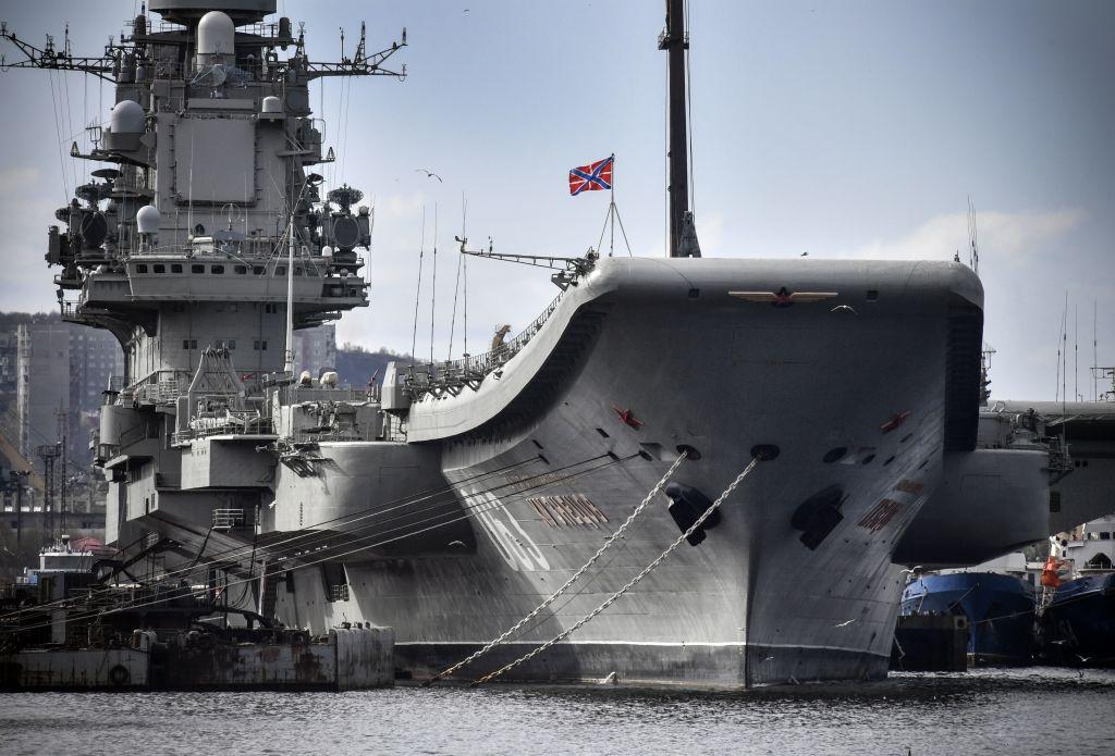 Admiral Kuznetsov -960198080