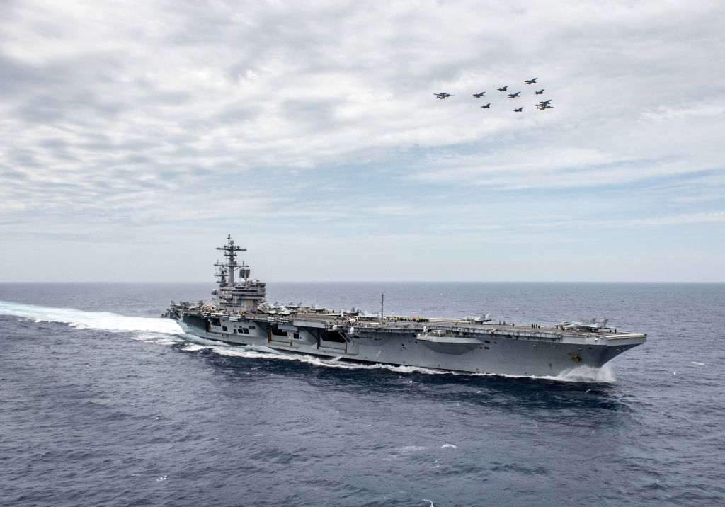 USS George Bush -962279520