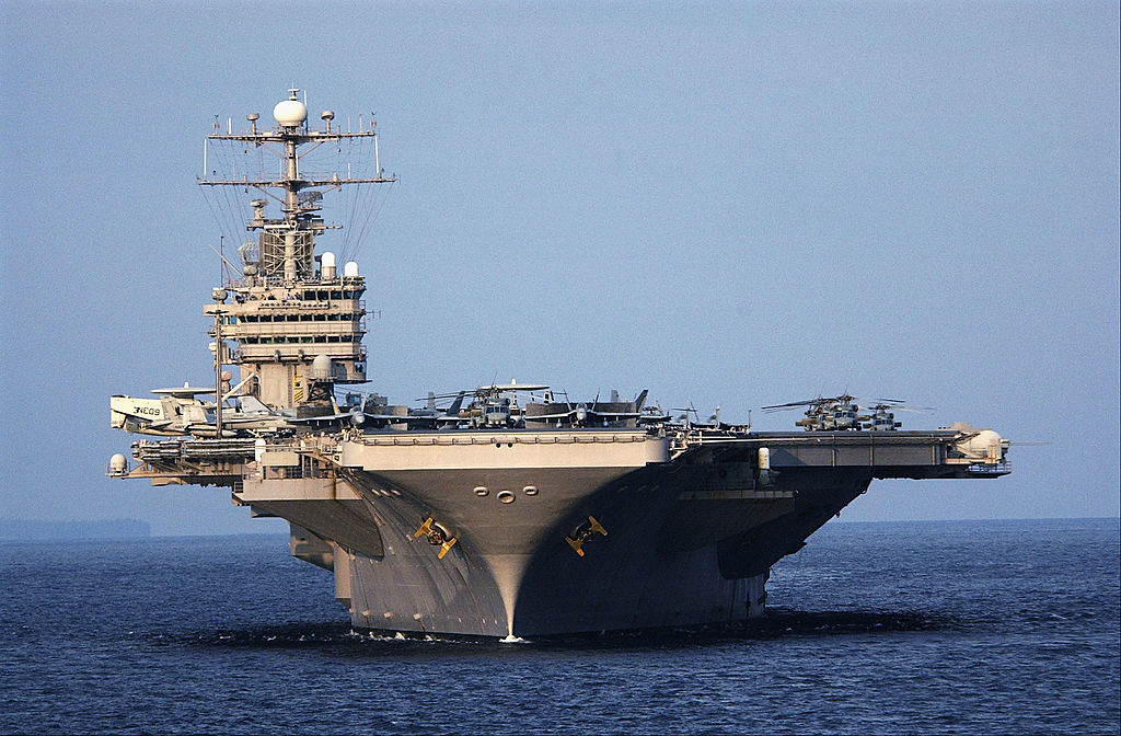 USS Abraham Lincoln -52126743
