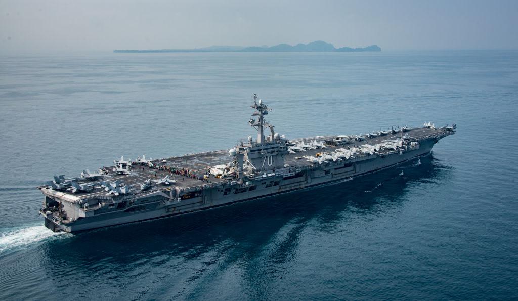 USS Carl Vinson -669900818