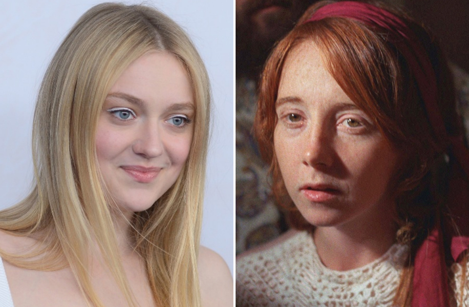 Dakota Fanning as Squeaky Fromme