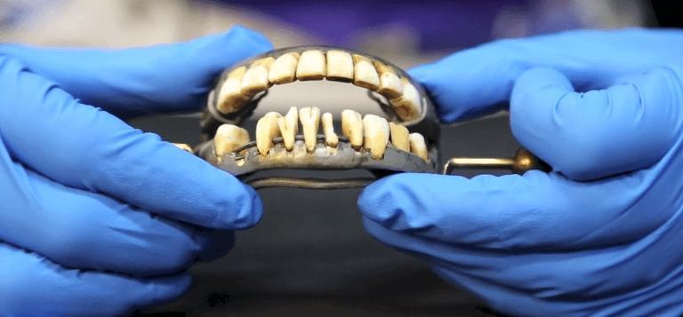 George Washington Teeth