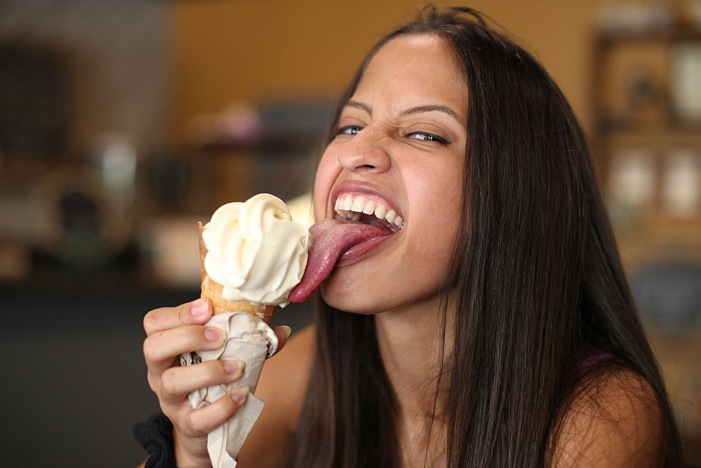 All parts of our tongue can taste different things - 597889360