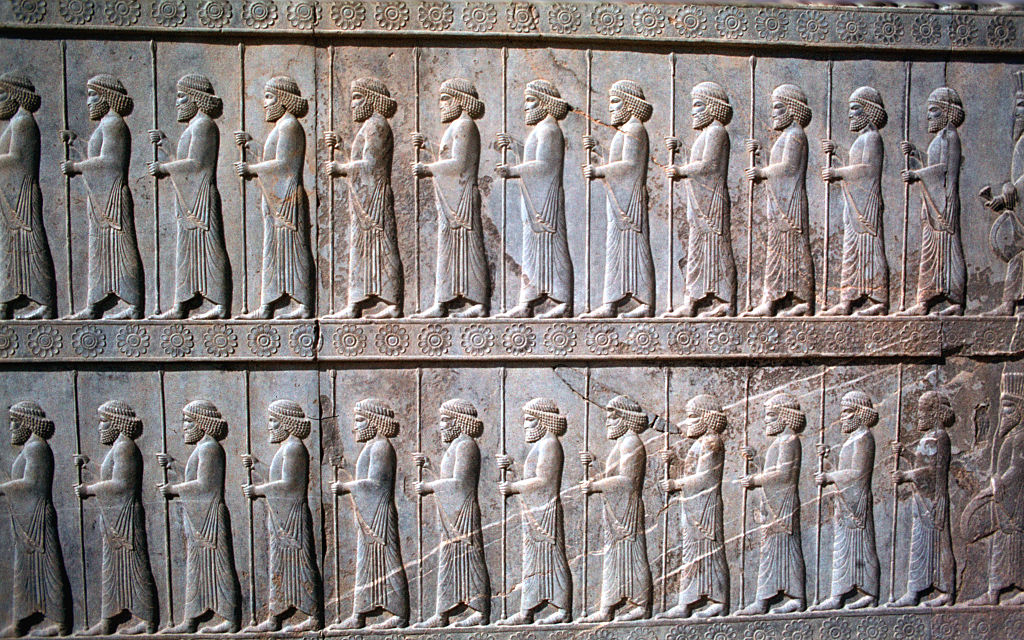 Relief of soldiers