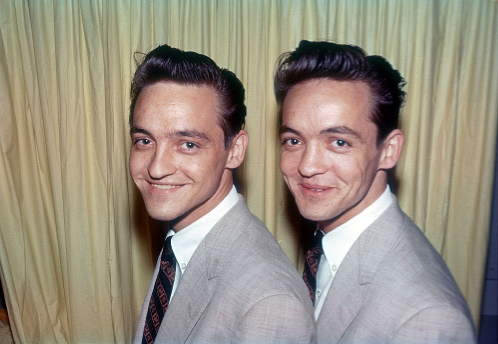 two male twins