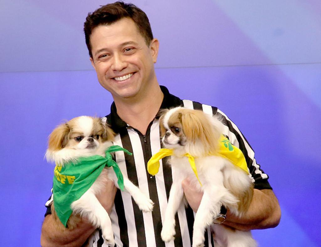 puppy bowl referee dan schachner