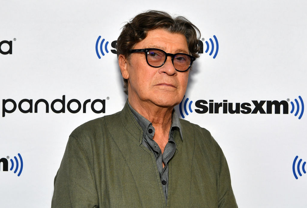 robbie robertson posing for a photo