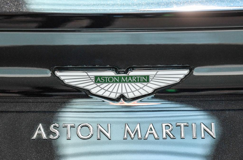 Aston Martin's Signature Logo