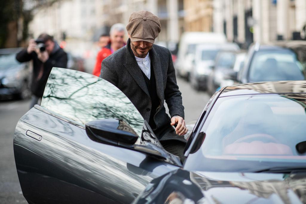 Celebrities Love Aston Martins
