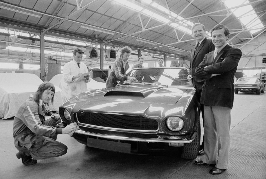 Aston Martin Suffered Some Setbacks In The 1970s