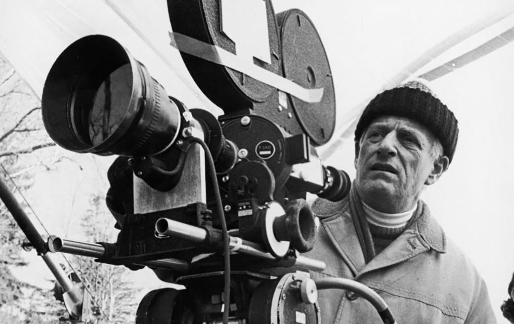Director Stanley Kramer