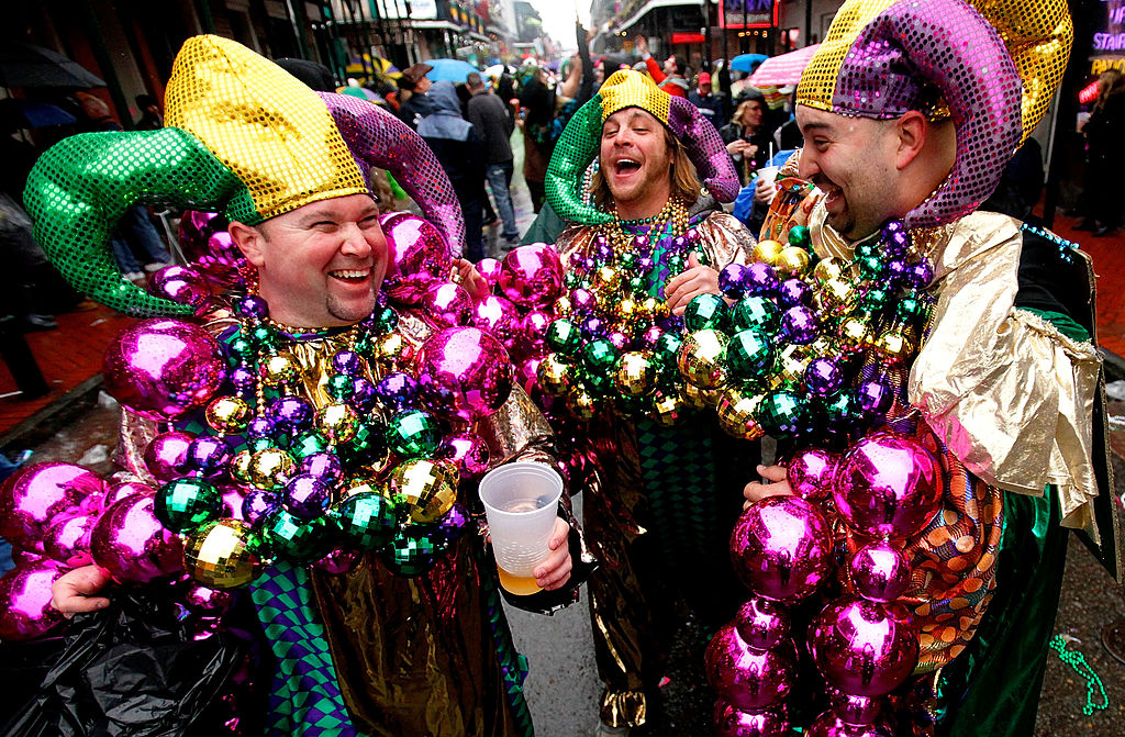 Mardi Gras Is A Legal Holiday