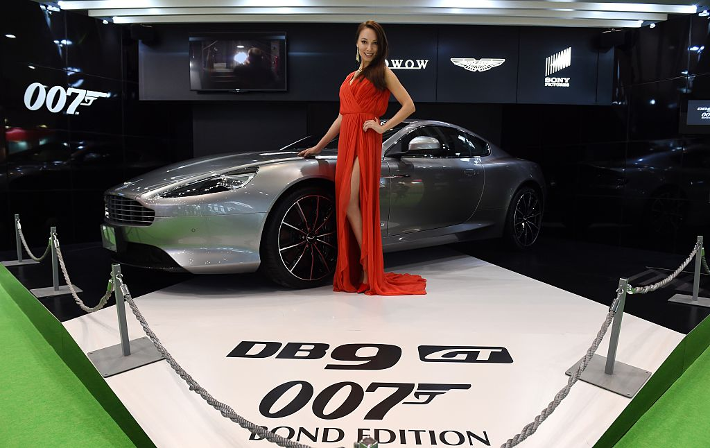 2015 Bond Edition Aston Martin