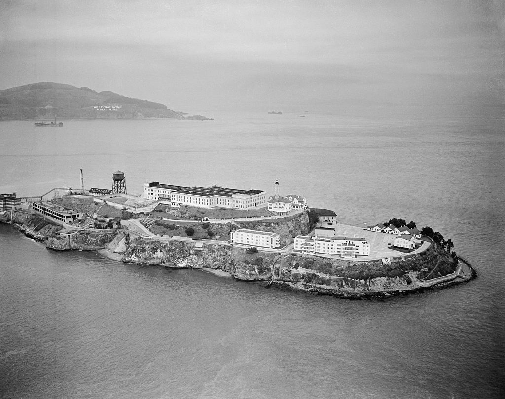 Prison Was Previously A Military Fort