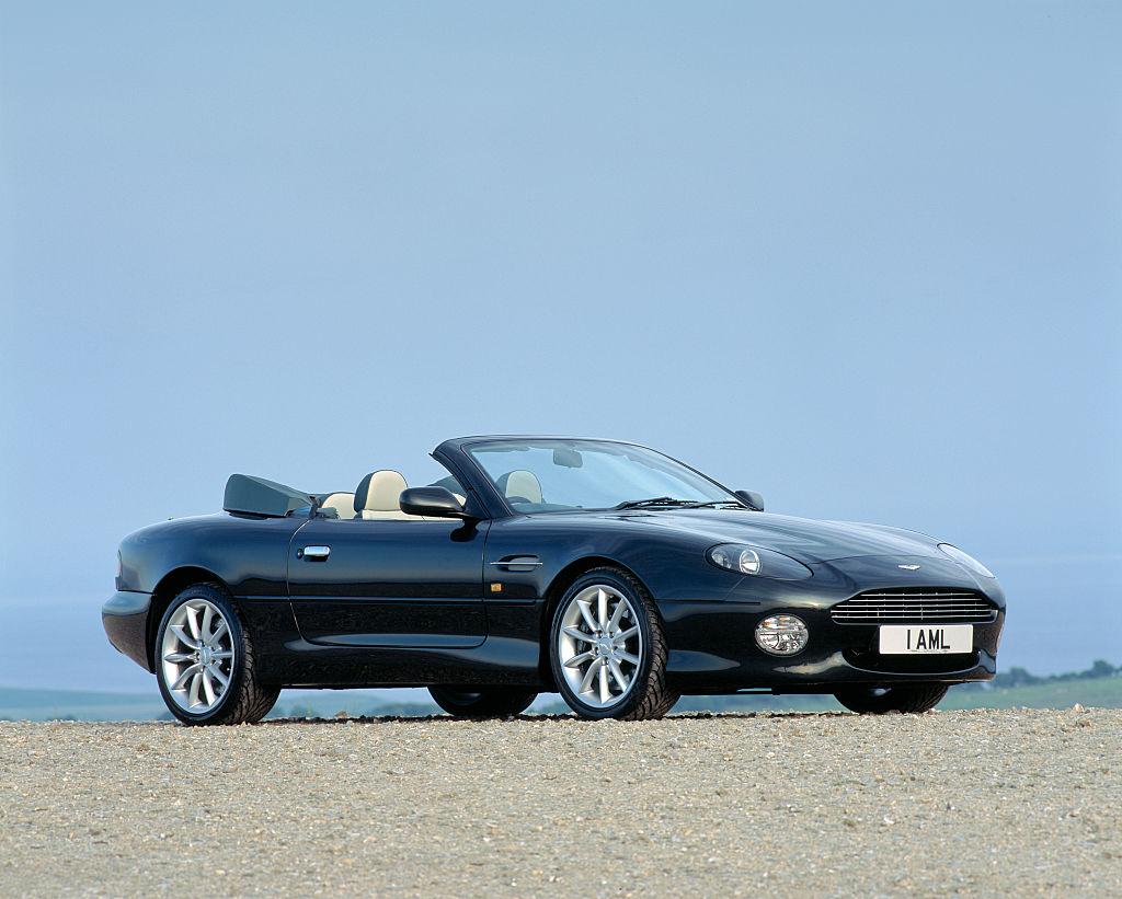 Aston Martin Thrived Under Ford Motor Company