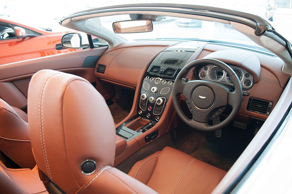 All Aston Martin Vehicles Are Handmade