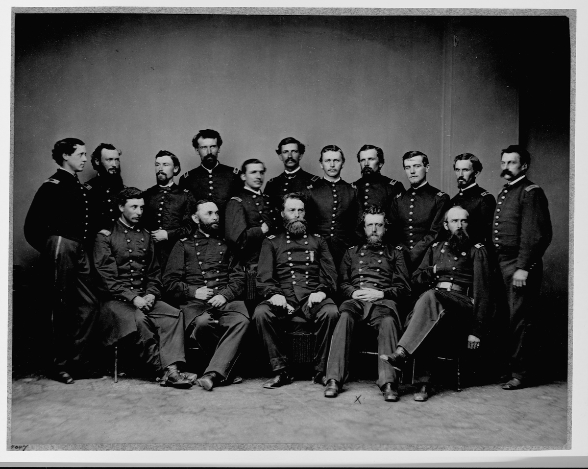 union army generals