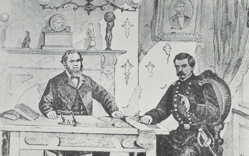 detectives conversing