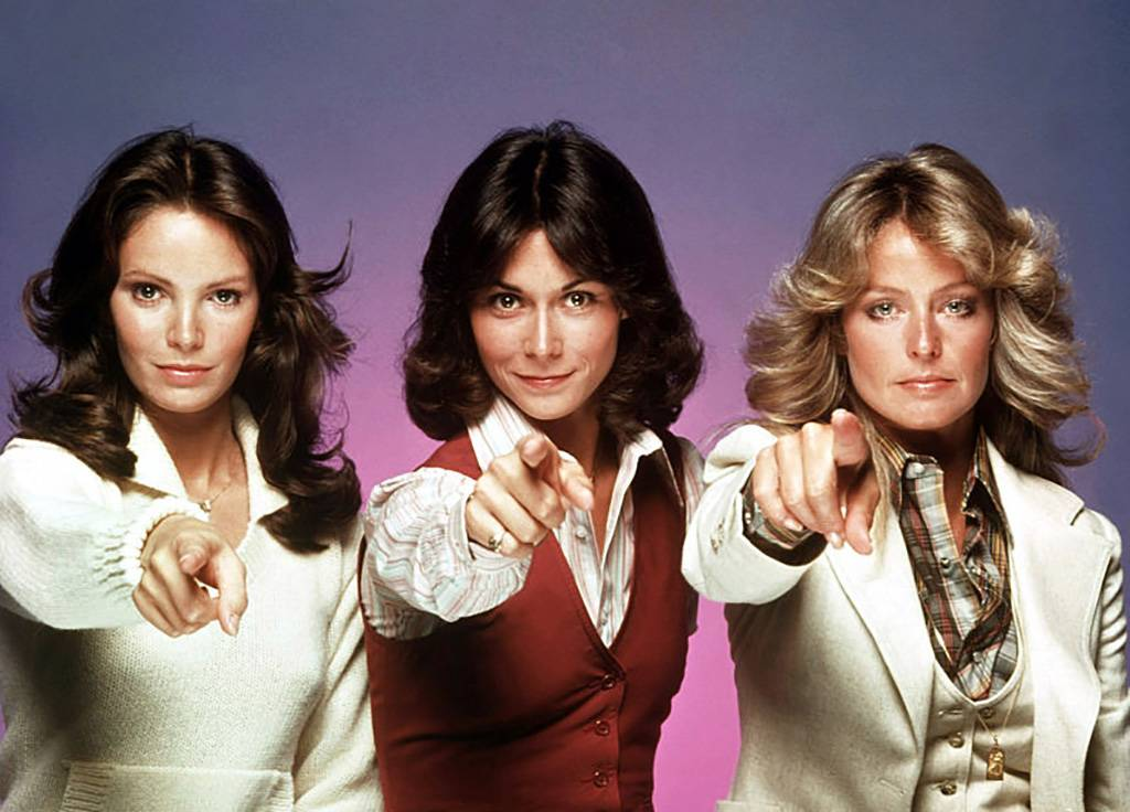 Cast of Charlie's Angels