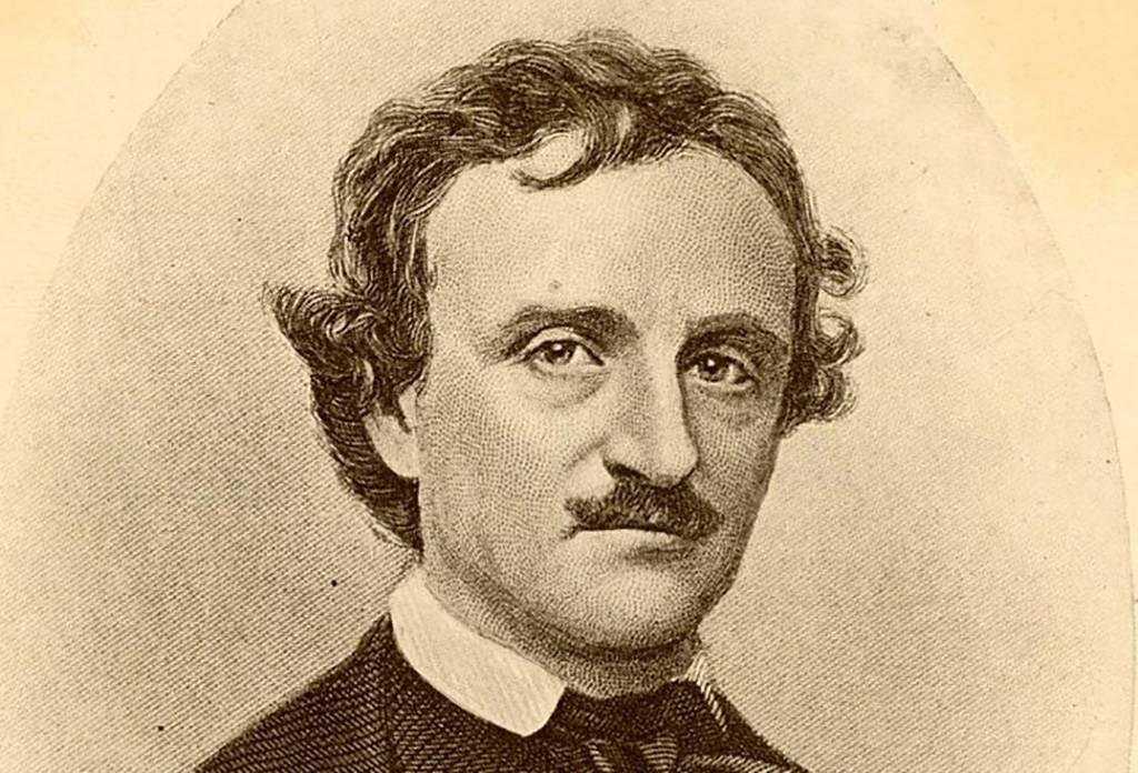Portrait of Poe -113489585