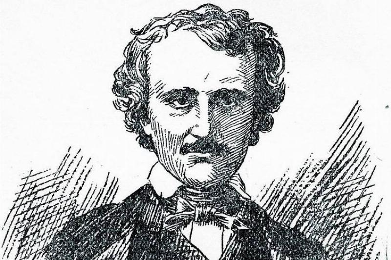 Sketch of Poe