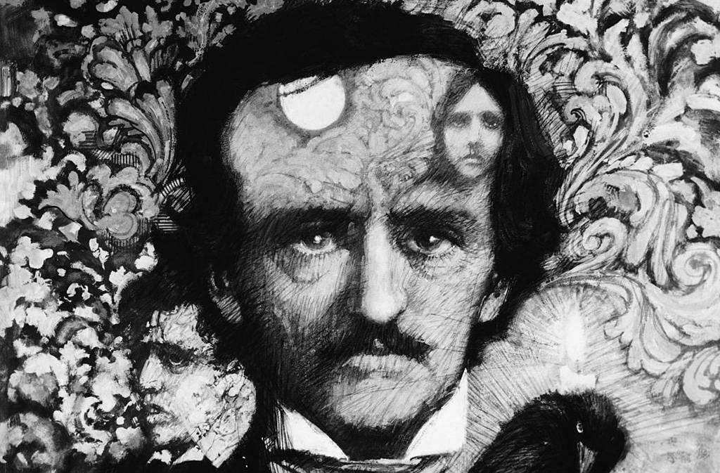 Portait of Poe