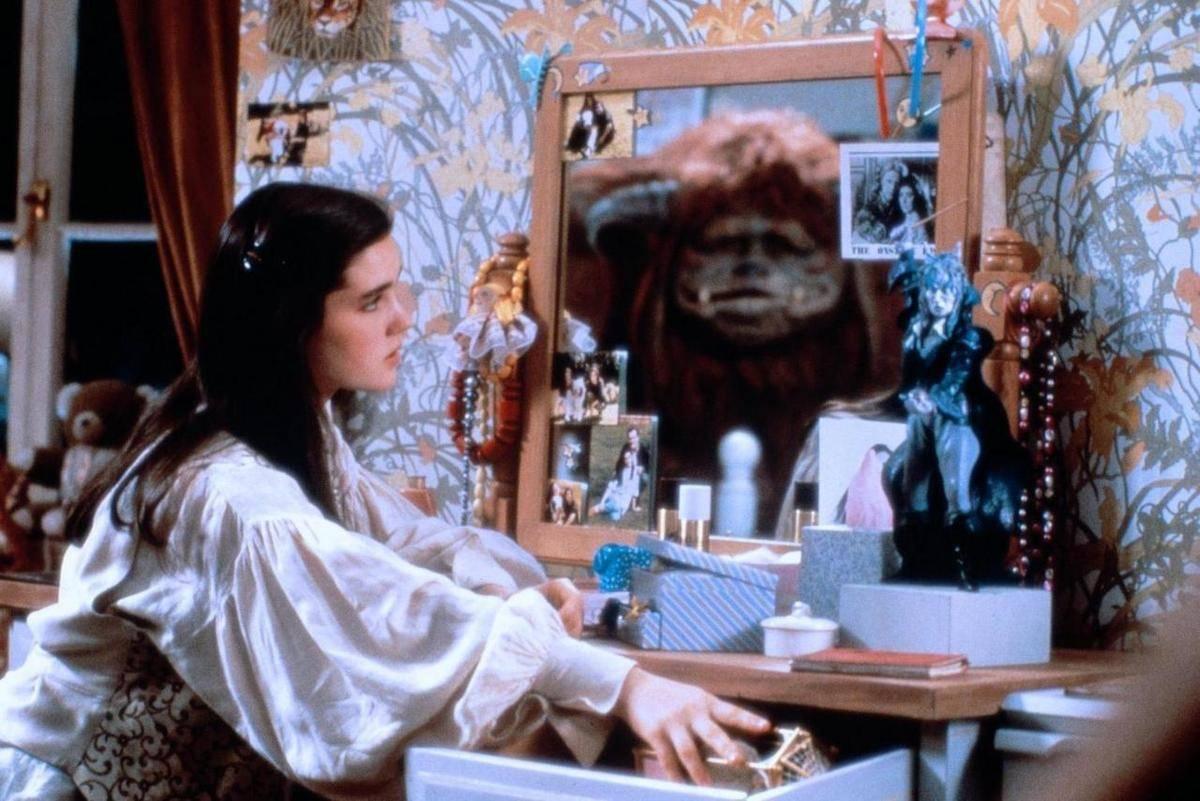 Talking through the mirror