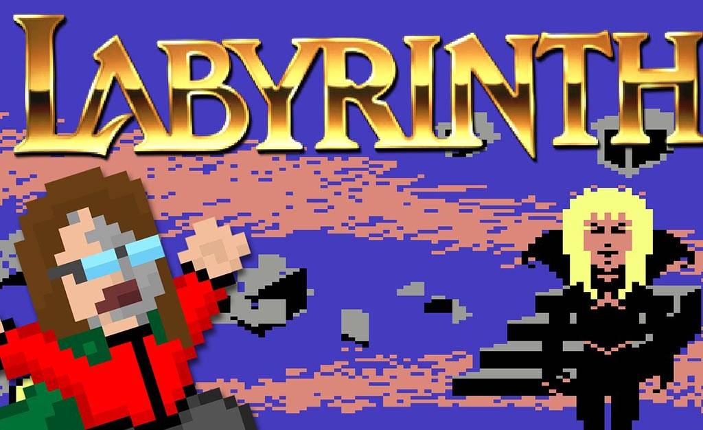 Labyrinth the computer game