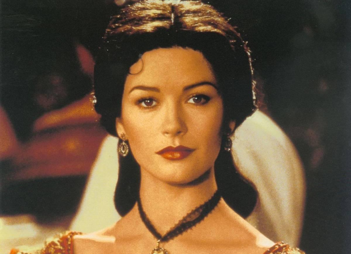 Zeta-Jones as Elena