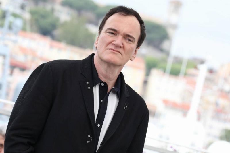 Photo of Quentin Tarantino