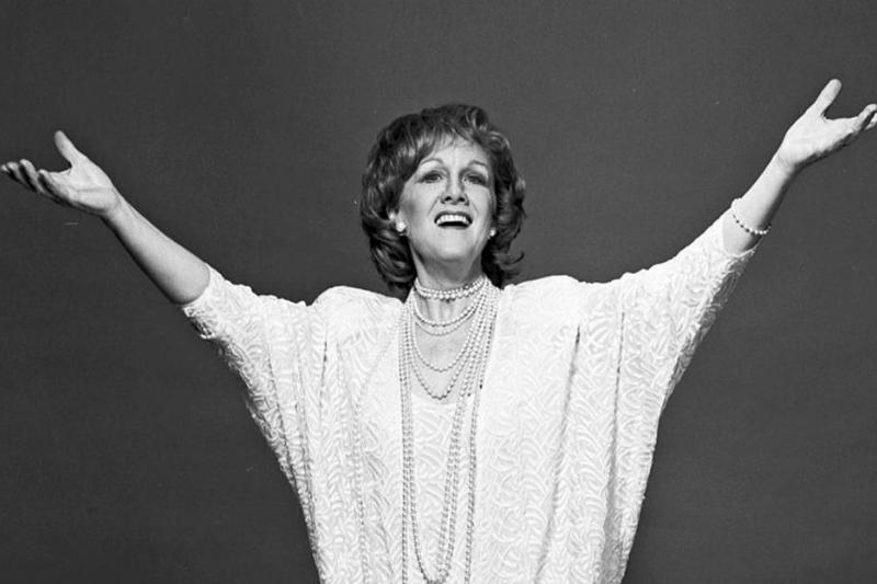 Portrait of Marni Nixon