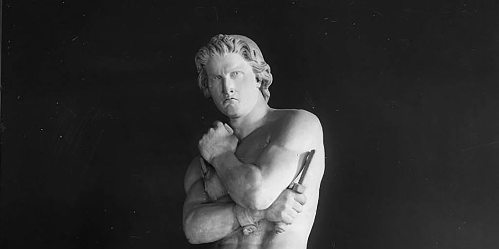 Statue of Spartacus