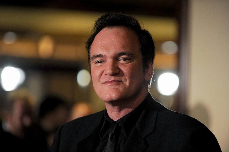Portrait of Tarantino