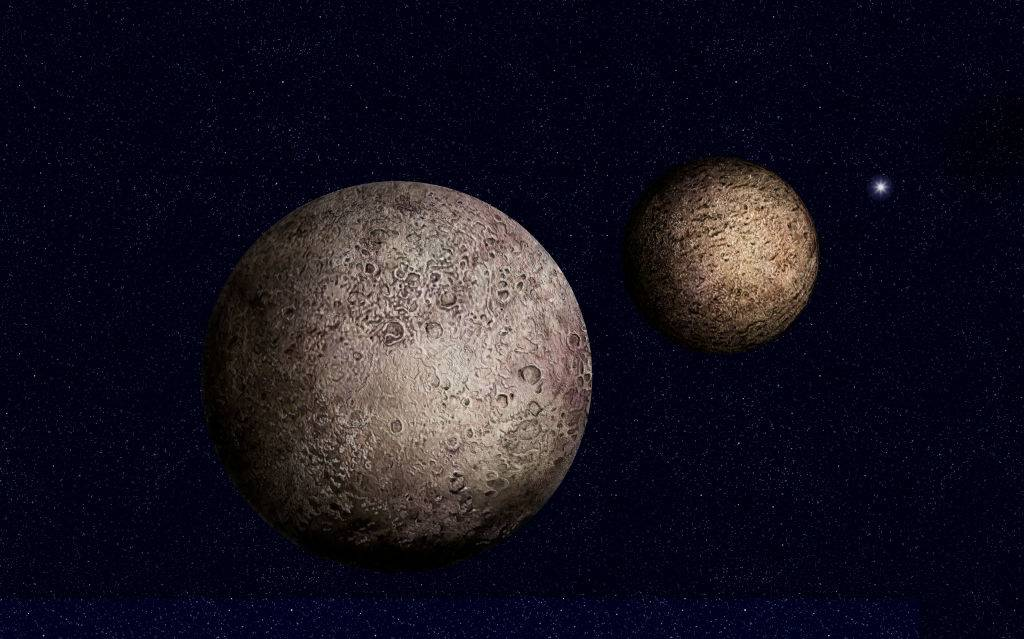 Pluto, Discovered in 1930 by Clyde Tombaugh, Pluto is the only planet that has not been visited by a space probe