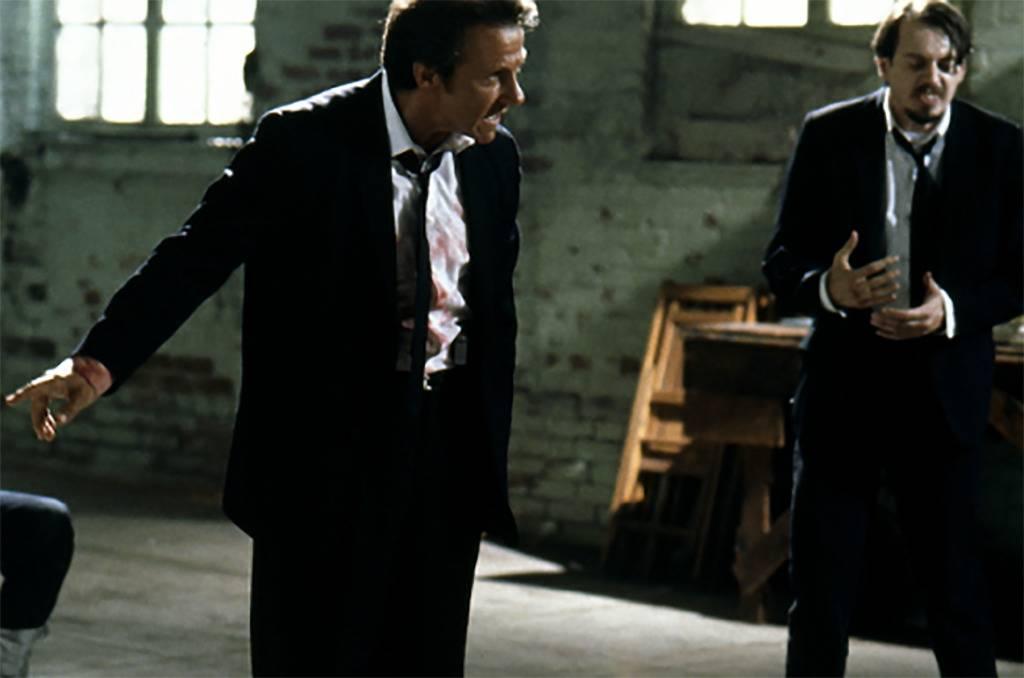 Harvey Keitel as Mr. White