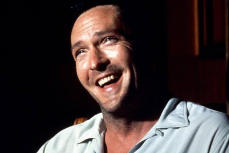 Madsen as Mr. White