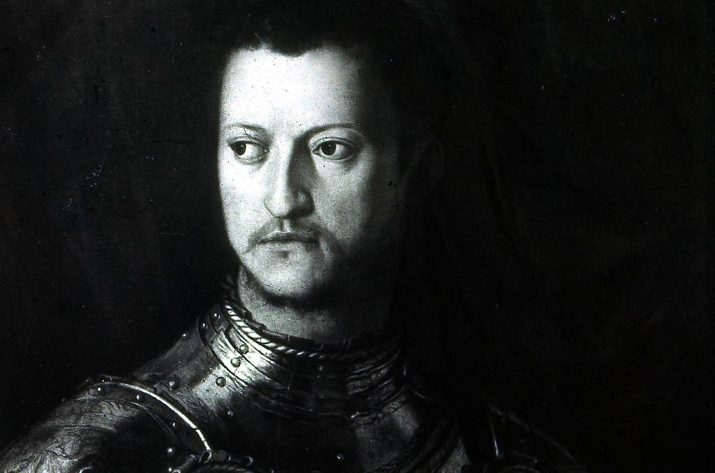 Painting of Gian
