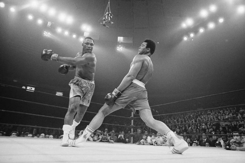 Boxer Ali