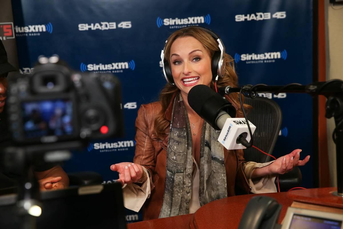 Celebrities Visit SiriusXM Studios - November 4, 2015