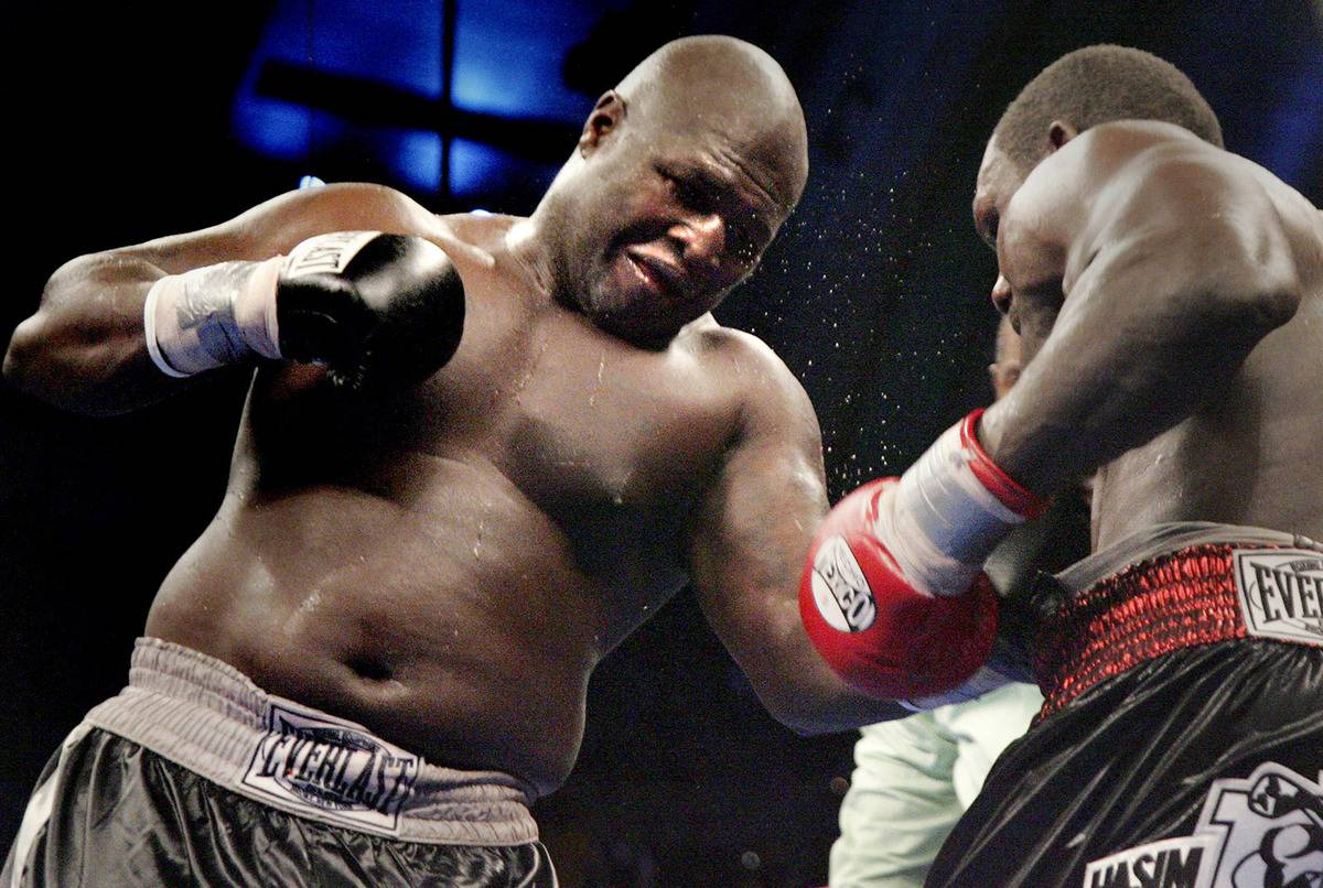 WBC Heavyweight Championship Fight